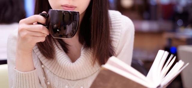コーヒー カフェ 女 本.jpg