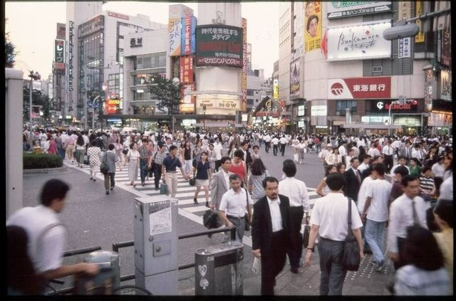 【衝撃画像】日本の全盛期、凄すぎるwwwwwwww