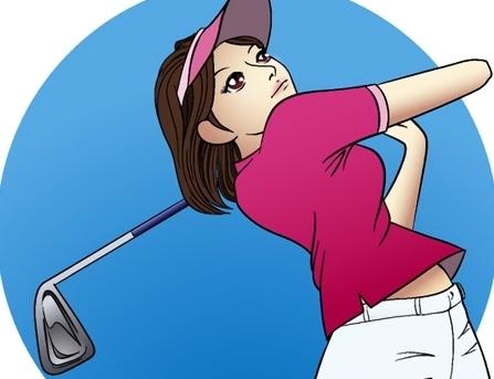 【画像】アメリカの女子プロゴルファーさん、えちちすぎて炎上wwwwwww