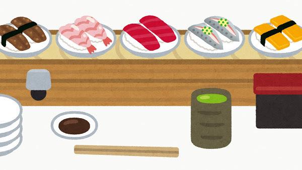 回転ずし 寿司 回転寿司 レーン.jpg
