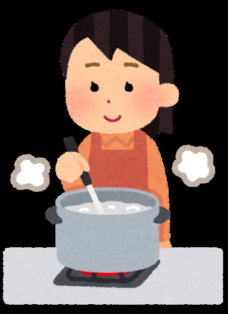 cooking_yuderu_otama_woman.png