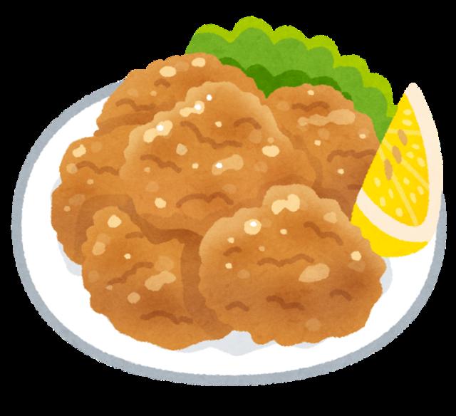 【飯テロ画像】俺が作っためっちゃ美味い唐揚げ丼wwww