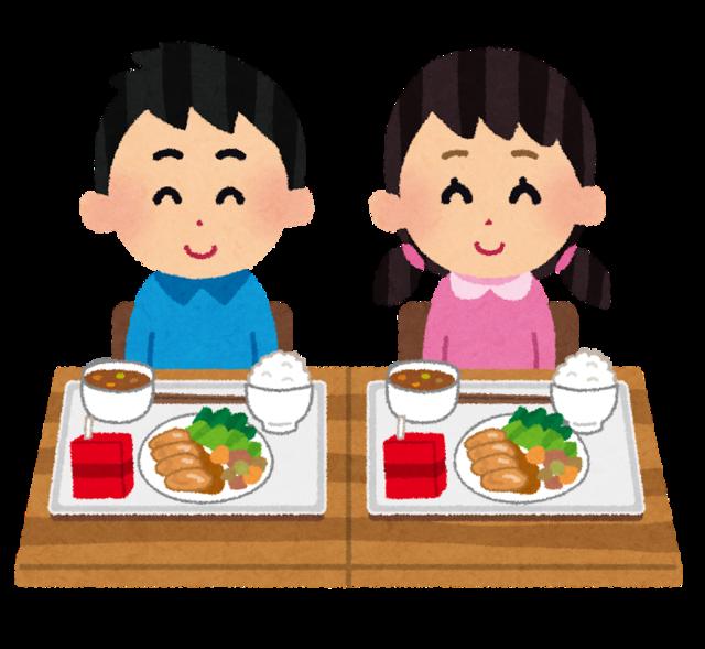 【比較画像】韓国の給食、ガチで美味しそうwwww